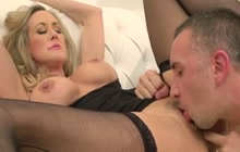 Brandi Love squirts in sixty nine